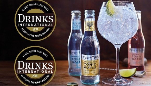 #1 Best Tonic Water as voted for by the world's best bars