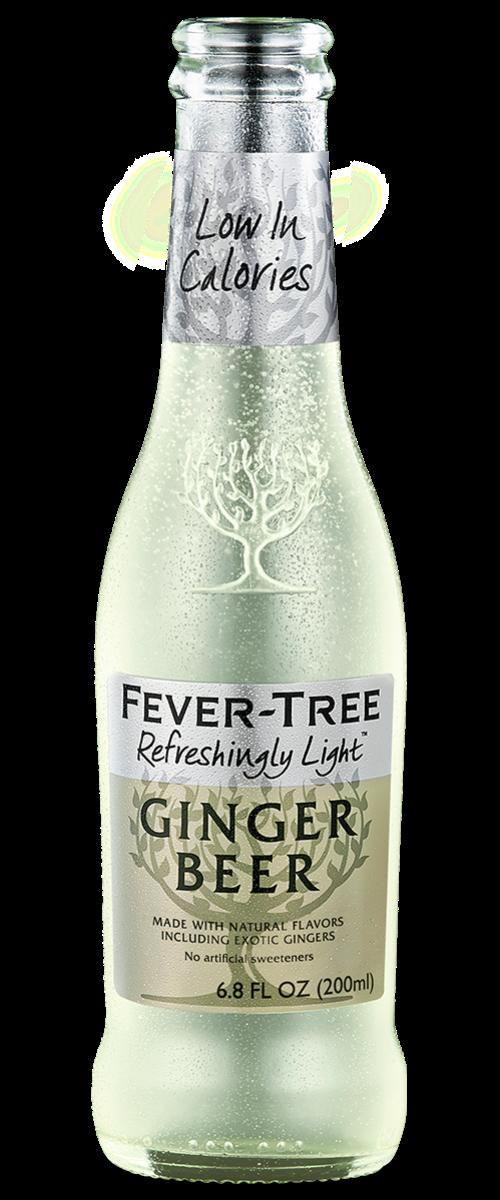 Refreshingly Light Ginger Beer