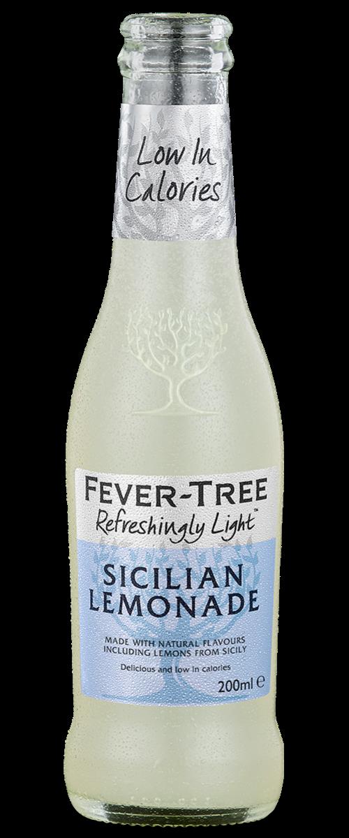 Refreshingly Light Sicilian Lemonade