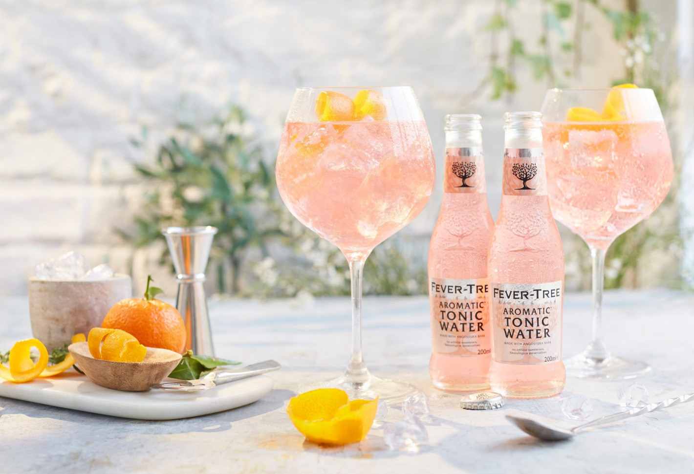GIVE YOUR FAVOURITE GIN A PINK TWIST