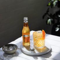 Spiced Orange Ginger Ale and serve