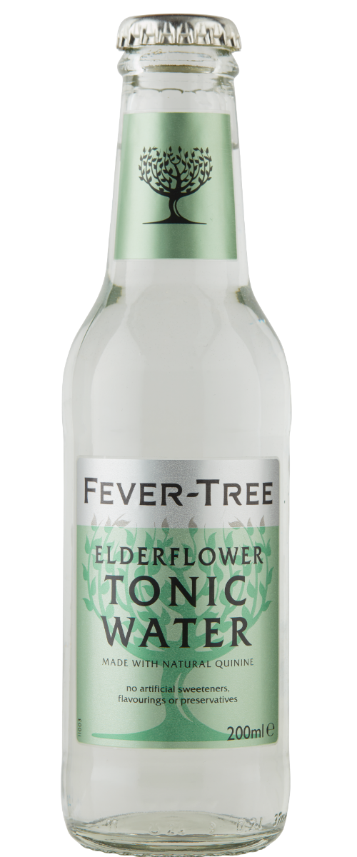 Elderflower Tonic Water