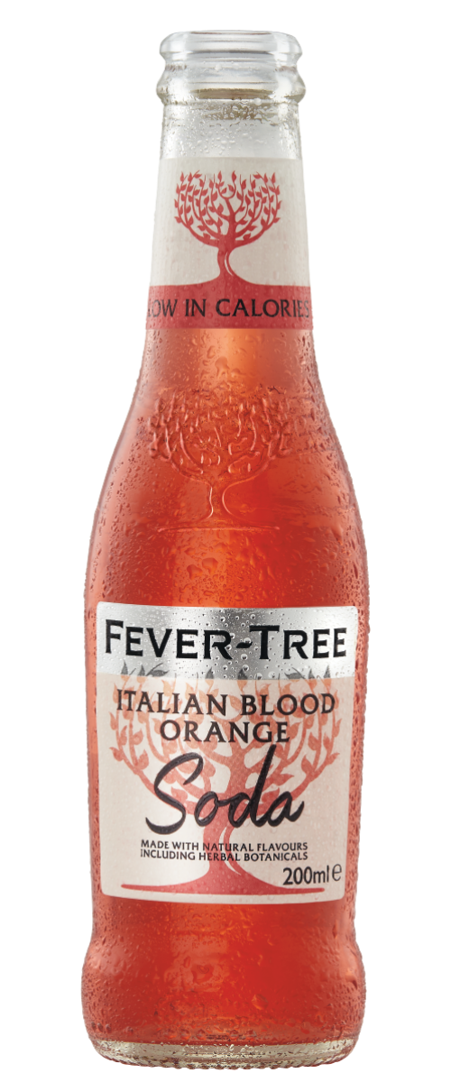 Italian Blood Orange Soda