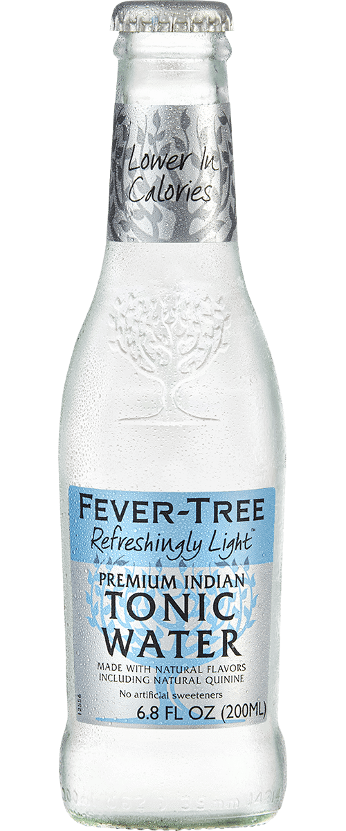 Refreshingly Light Premium Indian Tonic Water
