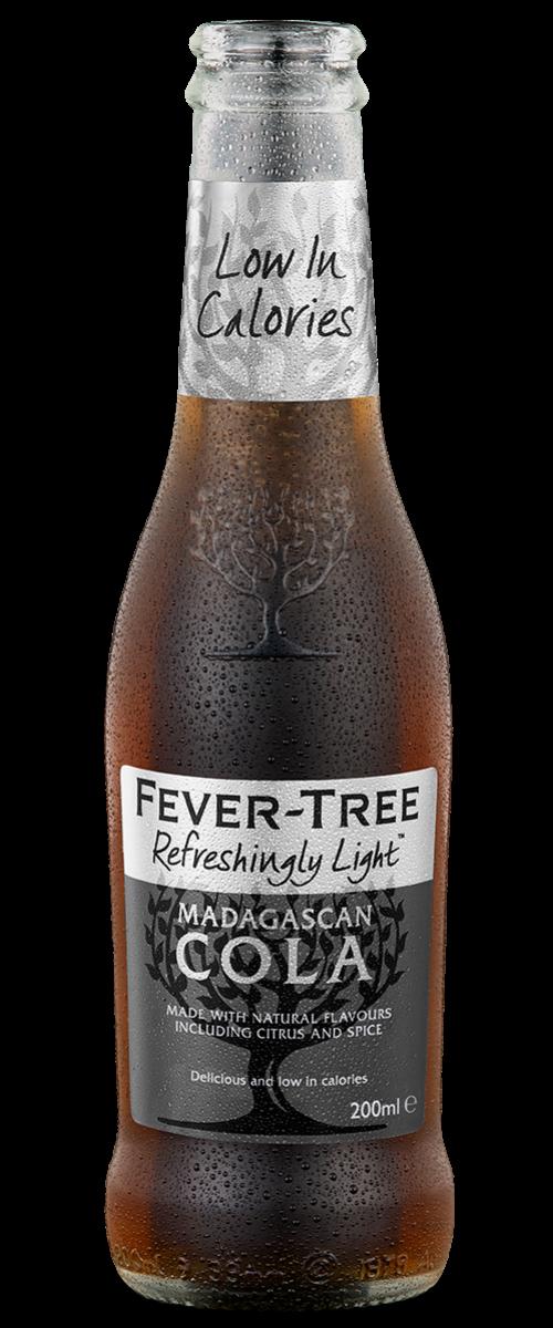 Refreshingly Light  Madagascan Cola