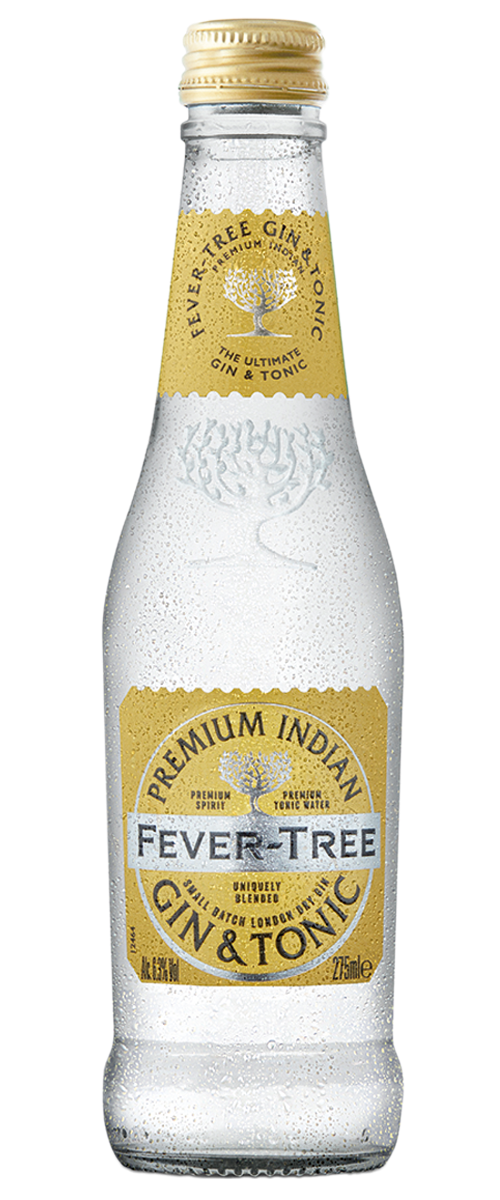Premium Indian Gin & Tonic