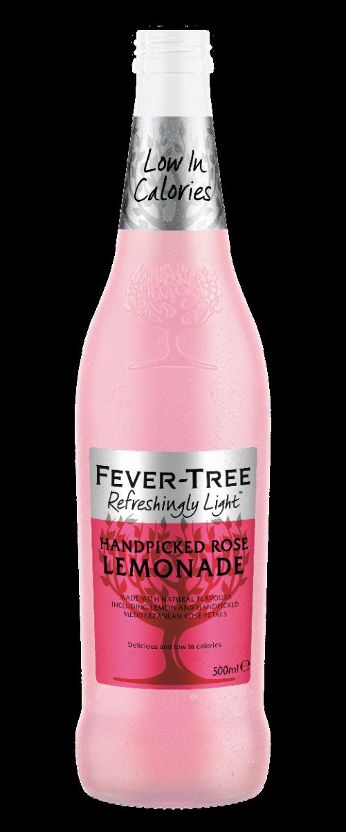 Handpicked Rose Lemonade