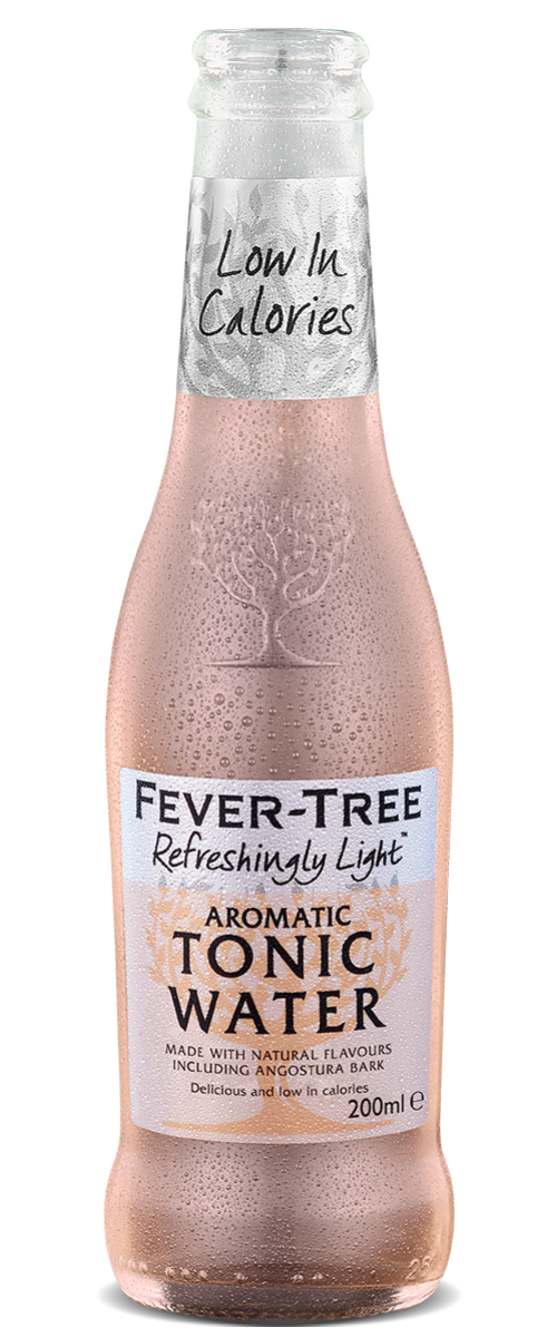 Refreshingly Light  Aromatic Tonic Water
