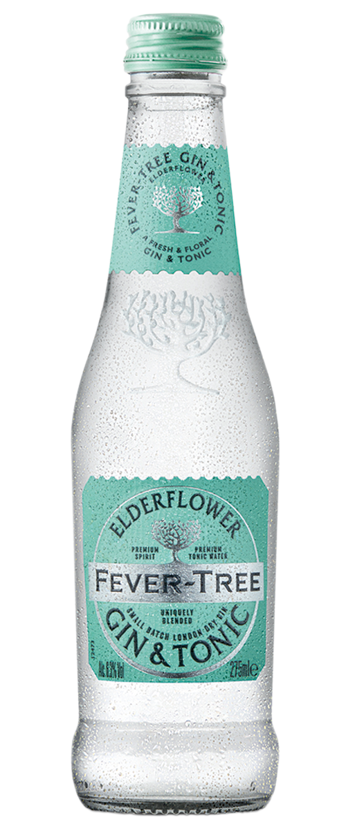 Elderflower Gin & Tonic