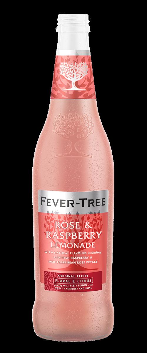 Rose & Raspberry Lemonade