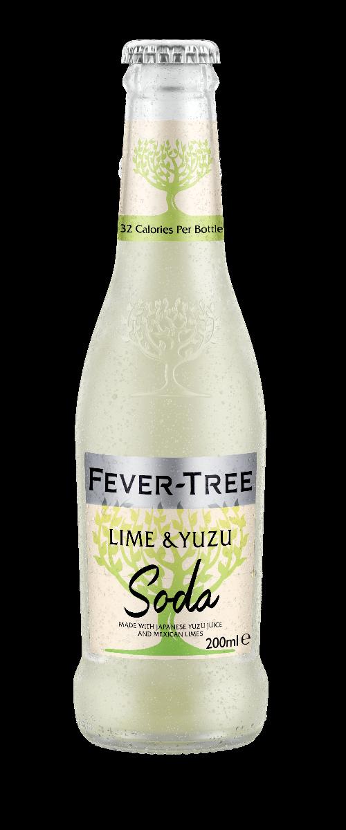 Lime & Yuzu Soda