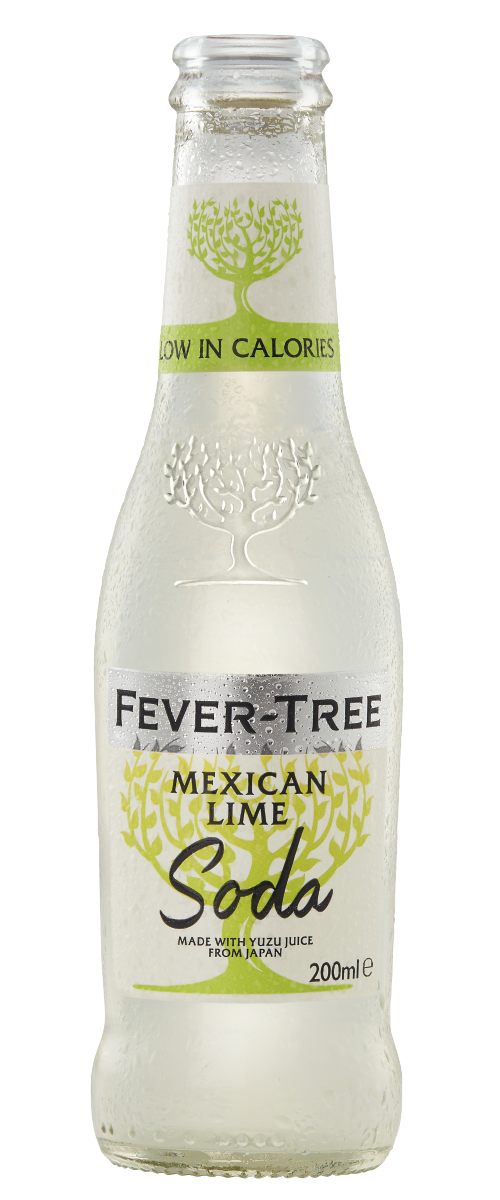 Mexican Lime Soda