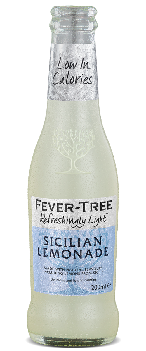 Refreshingly Light Sicilian Lemonade