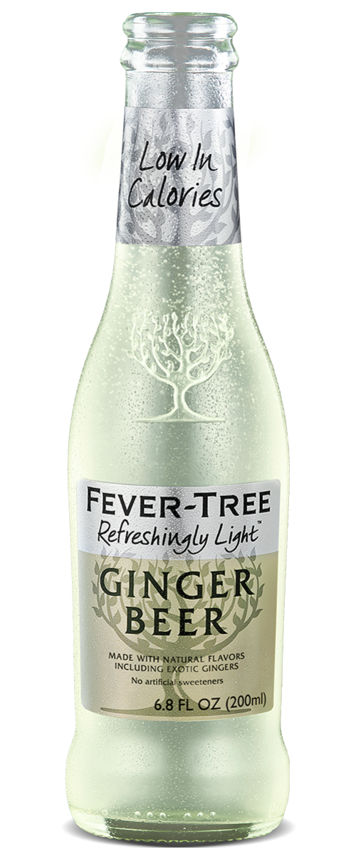 Refreshingly Light Ginger Beer