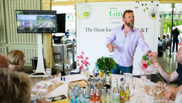 The Telegraph Gin Experience - Fever-Tree Masterclass