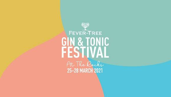 Fever-Tree Online Gin & Tonic Festival 2021 Ticket Giveaway