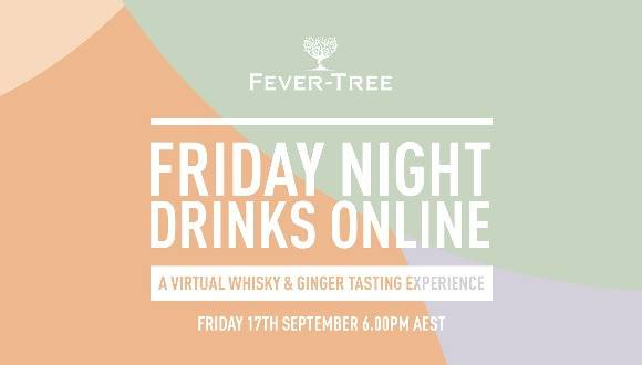 Fever-Tree Friday Night Drinks Competition T&Cs