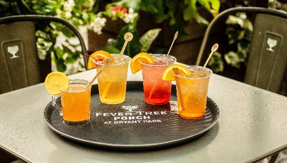 Win a Bar Tab at The Fever-Tree Porch