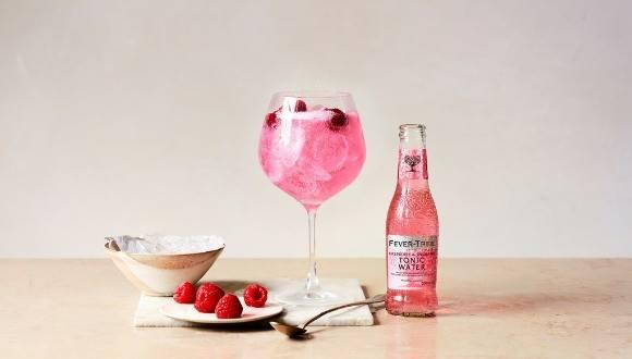 Neues Jahr, neues Tonic: Das pinke Raspberry & Rhubarb Tonic ist da!