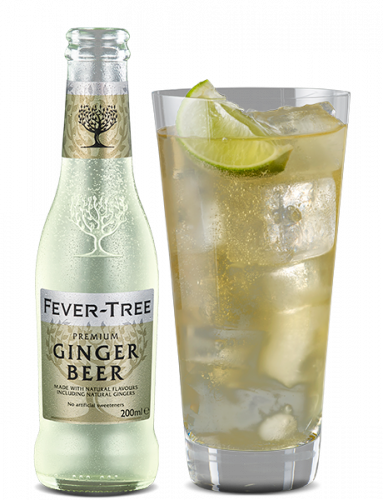 Premium Ginger Beer and Cocktail