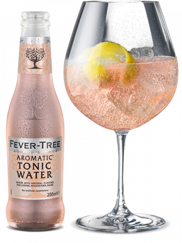 Aromatic Tonic Water and Cocktail