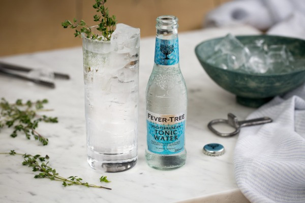 Le parfait vodka-tonic