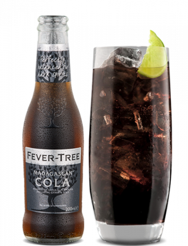 Madagascan Cola and Cocktail