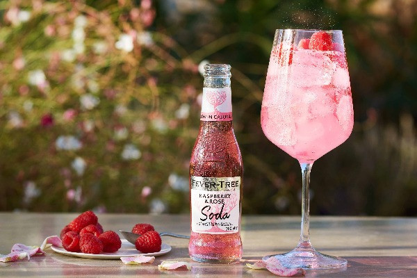 776 Fever Tree Limo Mix with the best Tumbler Longdrink Cocktail Glas Gläser