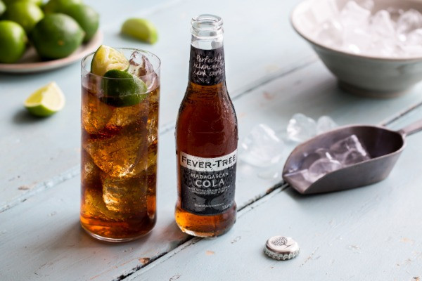 Cuba Libre with Fever-Tree